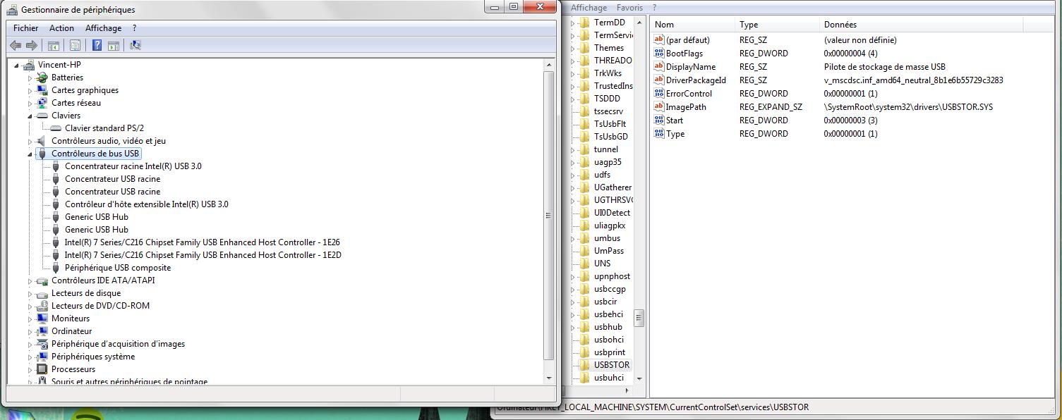 Ports usb ne fonctionnent pas par major95 openclassrooms - Port usb ne reconnait pas peripheriques ...