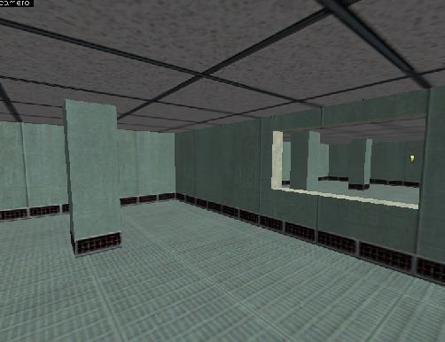 Reflets sous hl1 for Miroir texture
