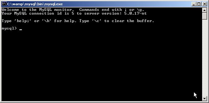 Avant De Commencer Utilisation De La Console Mysql Pour Aller
