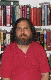 Richard Stallman, fondateur du projet GNU