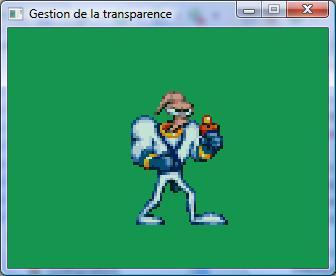 tranparence alpha200