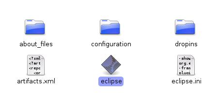 Contenu du dossier «Eclipse»