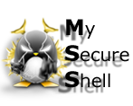 Logo de MySecureShell