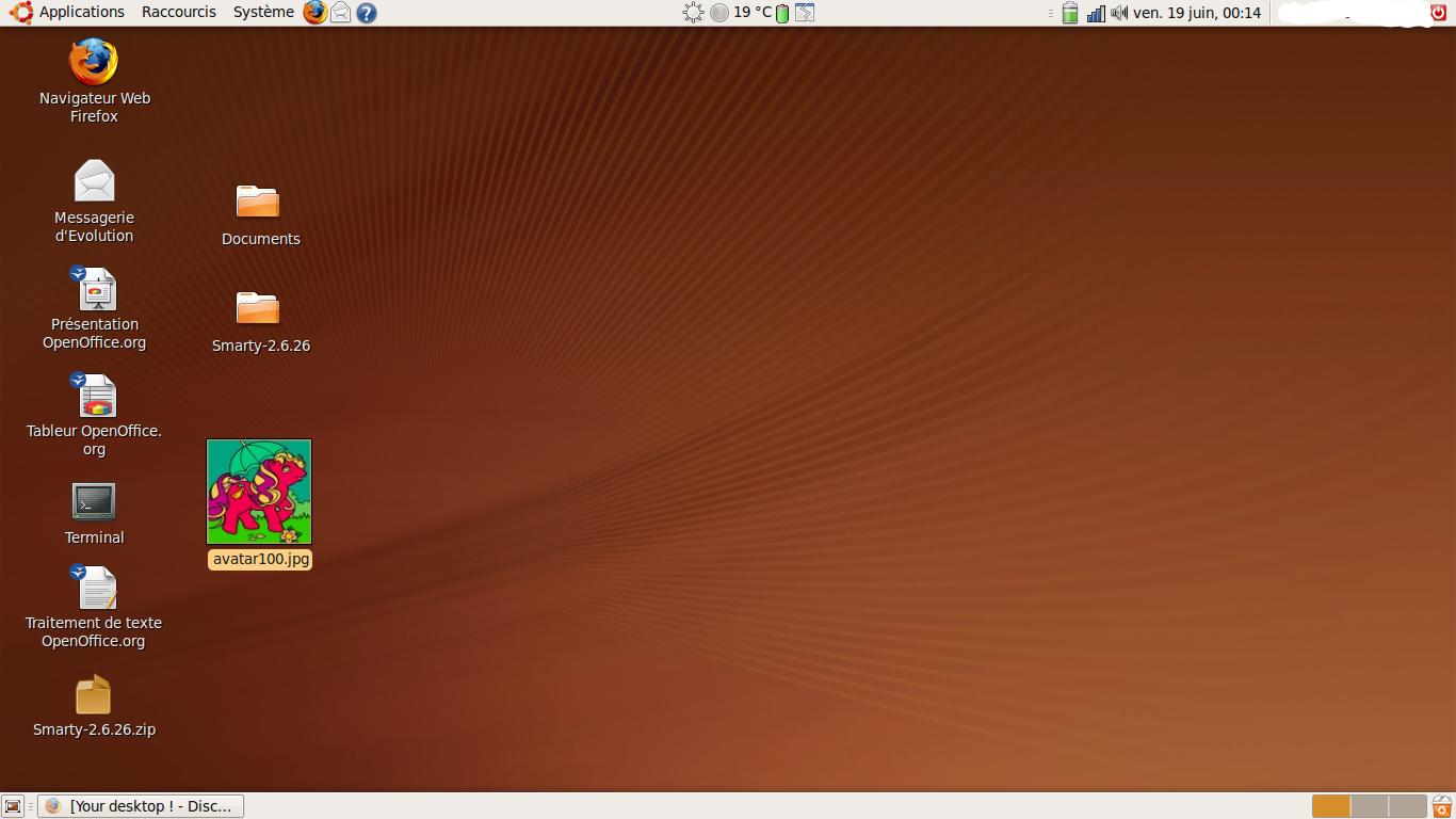Débutants ubuntu lts gnome u post installation