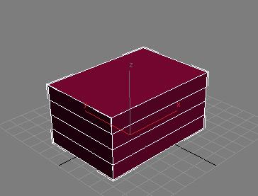 cube 4 segments