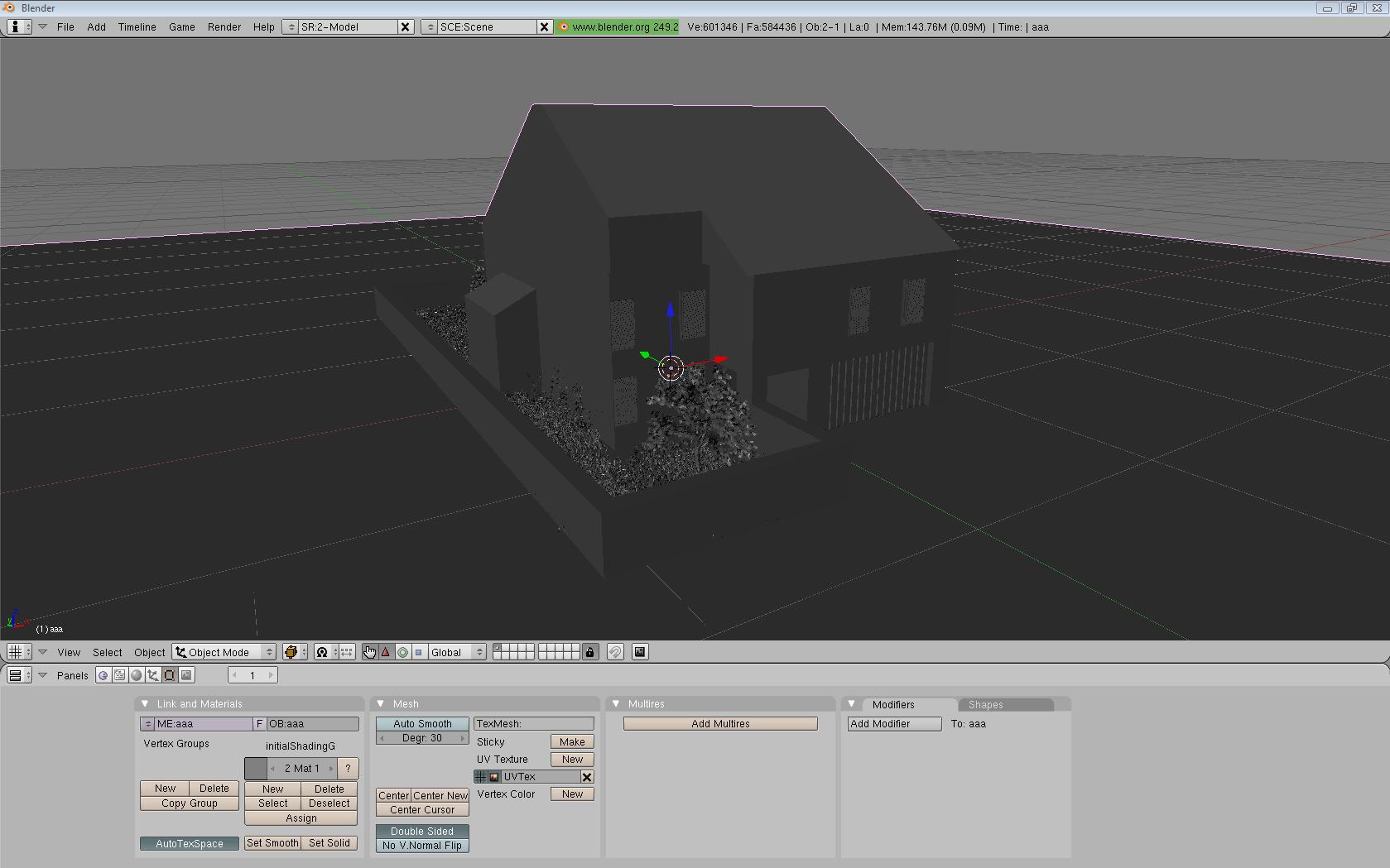 Tp une maison apprenez mod liser en 3d avec autodesk for Modeliser sa maison