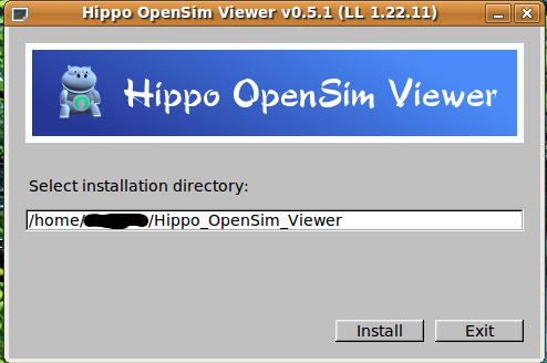 hippo-Setup pour Linux