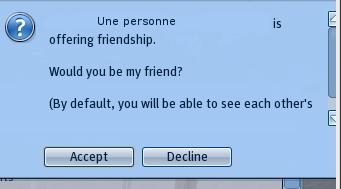 demande friend