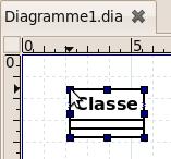Diagramme de classe vierge