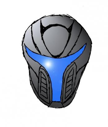 casque futuriste