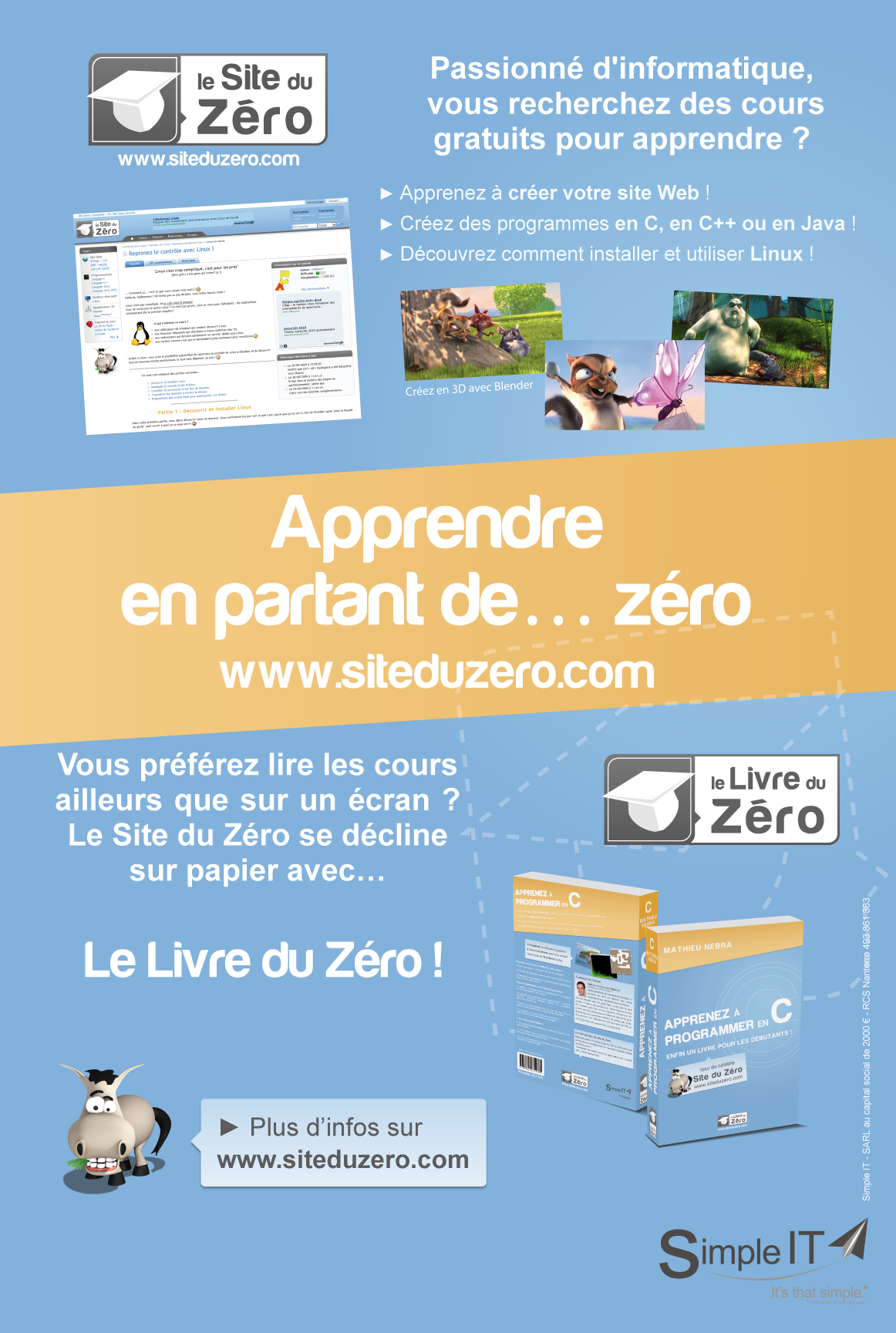 Le Site du Zéro. Tu connais? 226161