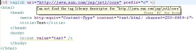 Erreur Eclipse : bibliothèque introuvable !