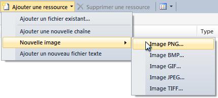 Créer un fichier directement