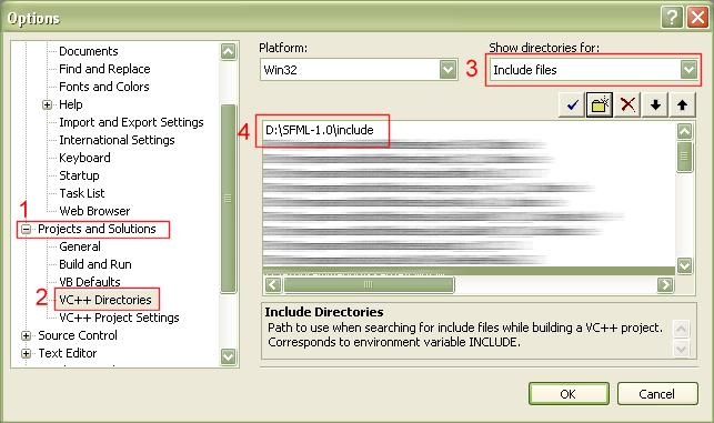 Installation de la SFML - Créez des applications 2D avec SFML