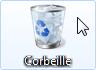 Icône de la Corbeille