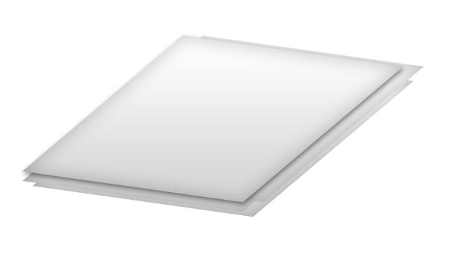 Ombre portée - Exemple