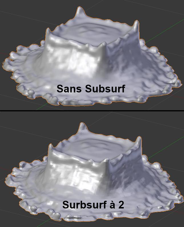 L'effet Subsurf