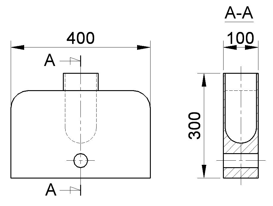 Les conventions du dessin industriel apprendre dessiner en 3d avec autocad openclassrooms - Exercice dessin industriel coupe et section ...