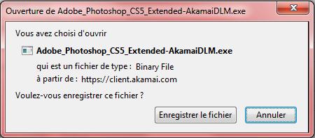 Adobe Photoshop CS5 : téléchargement