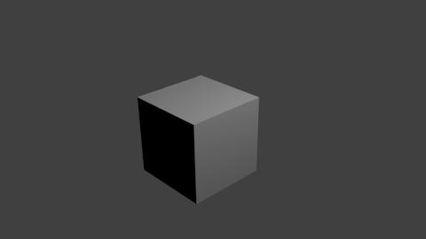 Que d'émotions, voici votre premier rendu 3D !