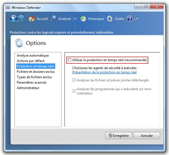 Windows Defender 3