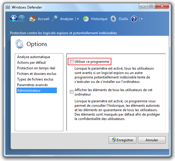 Windows Defender 4