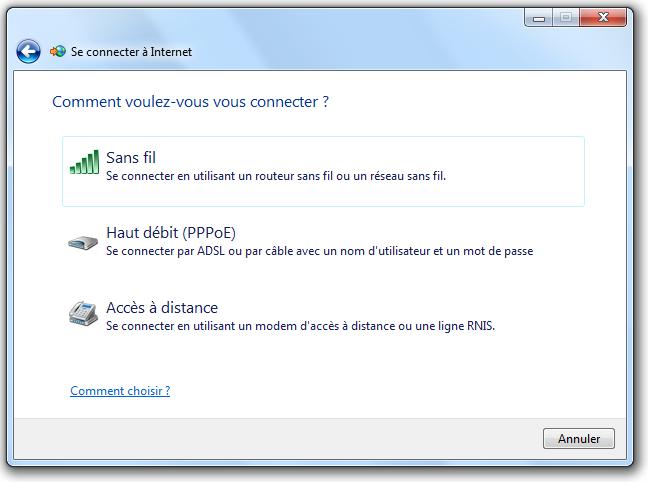 Connexion internet d butez en informatique avec - Open office en francais pour windows 7 ...