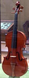 Violon Stradivarius - Le Messie
