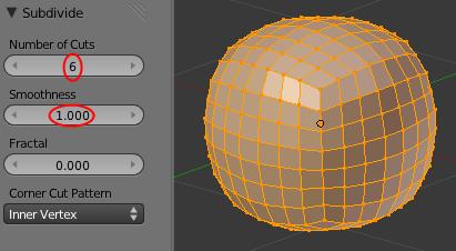 Le cube est quasiment devenu une sphère
