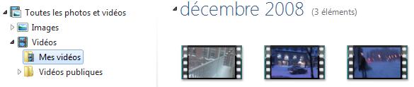Importer la vidéo 4