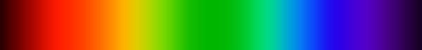 spectre lumineux feng shui