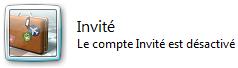 Compte Invité