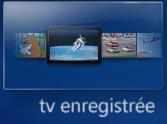 TV enregistrée