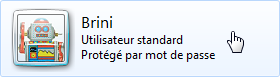 Utilisateur standard