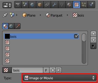 Choisir Image or Movie