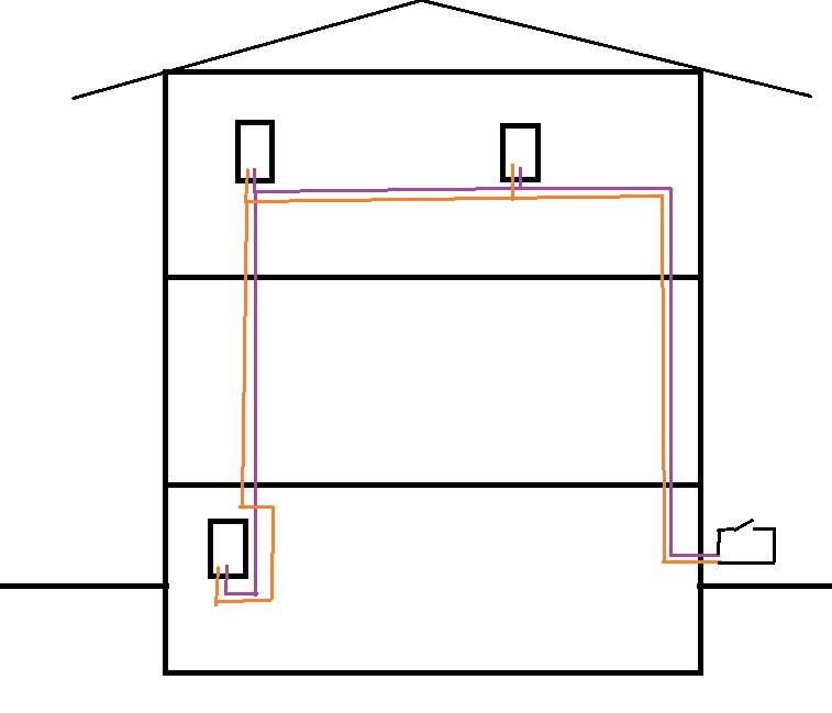 R solu sonnettes en parall le avec un seul bouton par cyril5789 - Brancher une sonnette avec fil ...