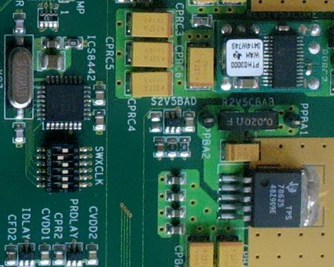 identifier composant electronique