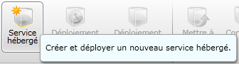 Nouveau service hébergé sur Windows Azure
