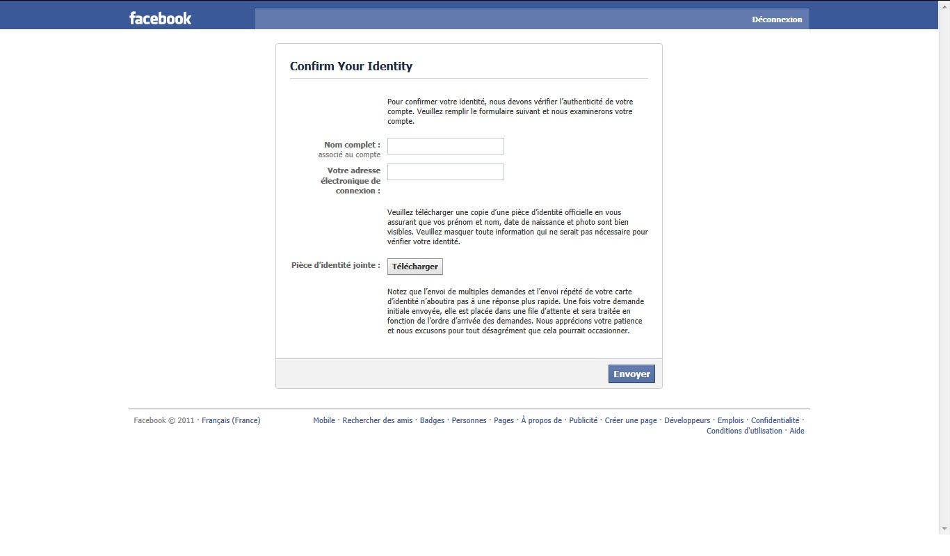 facebook demande carte d 39 identite par l2tgign openclassrooms. Black Bedroom Furniture Sets. Home Design Ideas