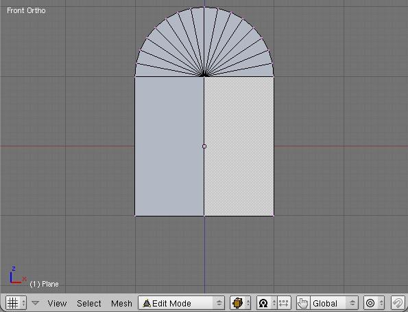 R solu comment cr er une arche arrondie porte voute par drgalino - Comment faire une arche ...