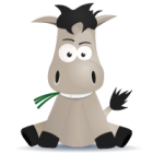 Zozor the donkey