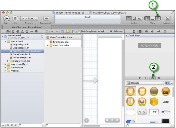 TP – Un jeu de Mastermind - Créez des applications pour iPhone, iPad