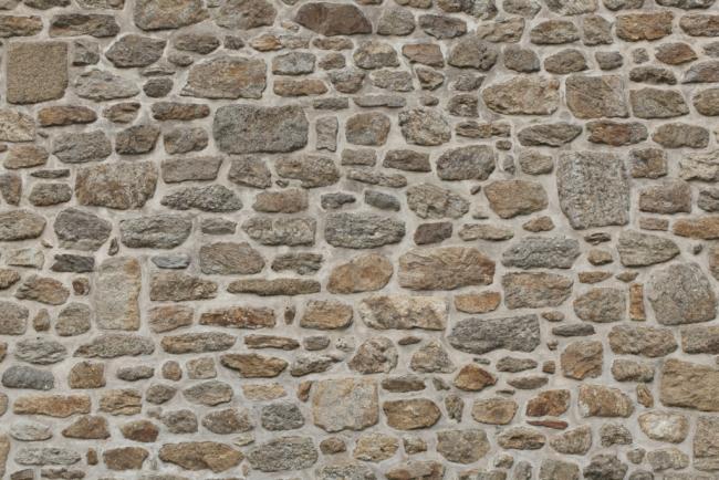 Une texture de briques
