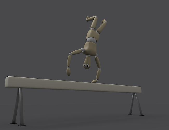 Un peu de gymnastique