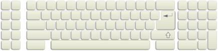 Clavier PC/AT