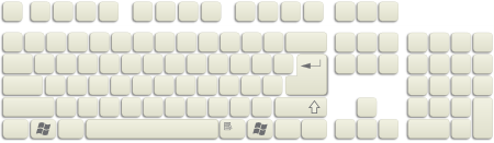 Clavier Windows