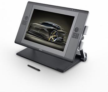 Une tablette graphique LCD