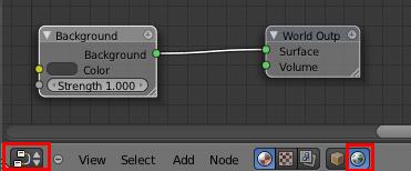 Utilisez l'éditeur de nodes pour ajouter une Light Probe