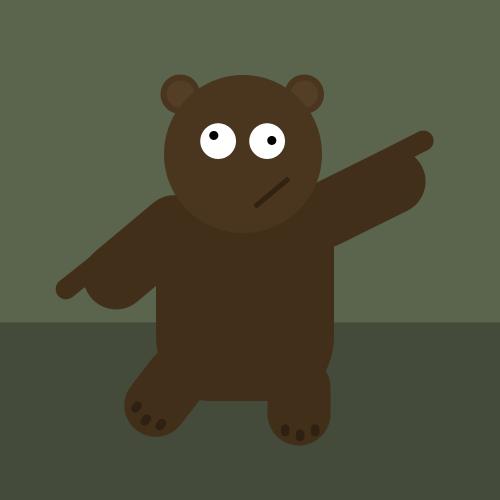 Les calques - Ours - Etape 9