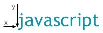 Un texte écrit en Javascript